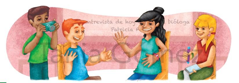 Entrevistas español 3